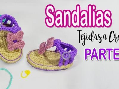 Sandalia con doble Moño | parte 2.2