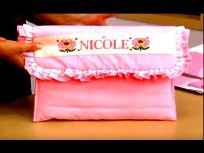 Sobre para la ropa de clinica del bebe. Sonia Franco. 1.3