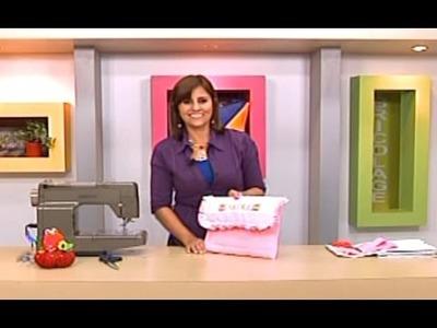 Sobre para la ropa de clinica del bebe. Sonia Franco. 3.3