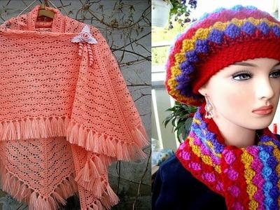 Tejidos a Crochet. Muy Fácil