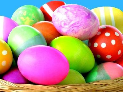 6 Increíbles ideas para hacer manualidades con huevos de Pascua