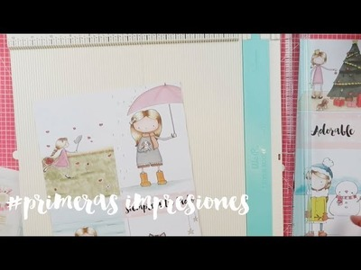 Análisis de la NUEVA CIZALLA de we are memory keepers. SCRAPBOOKING