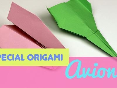 ¿Cómo hacer aviones de papel? TUtorial de aviones de origami paso a paso español que vuelan rápido