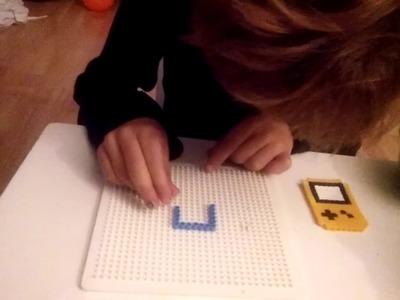 Como hacer hama Beads