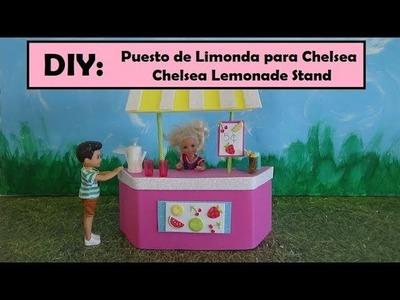 Como Hacer un Puesto de Limonda para Chelsea -  DIY Chelsea Lemonade Stand
