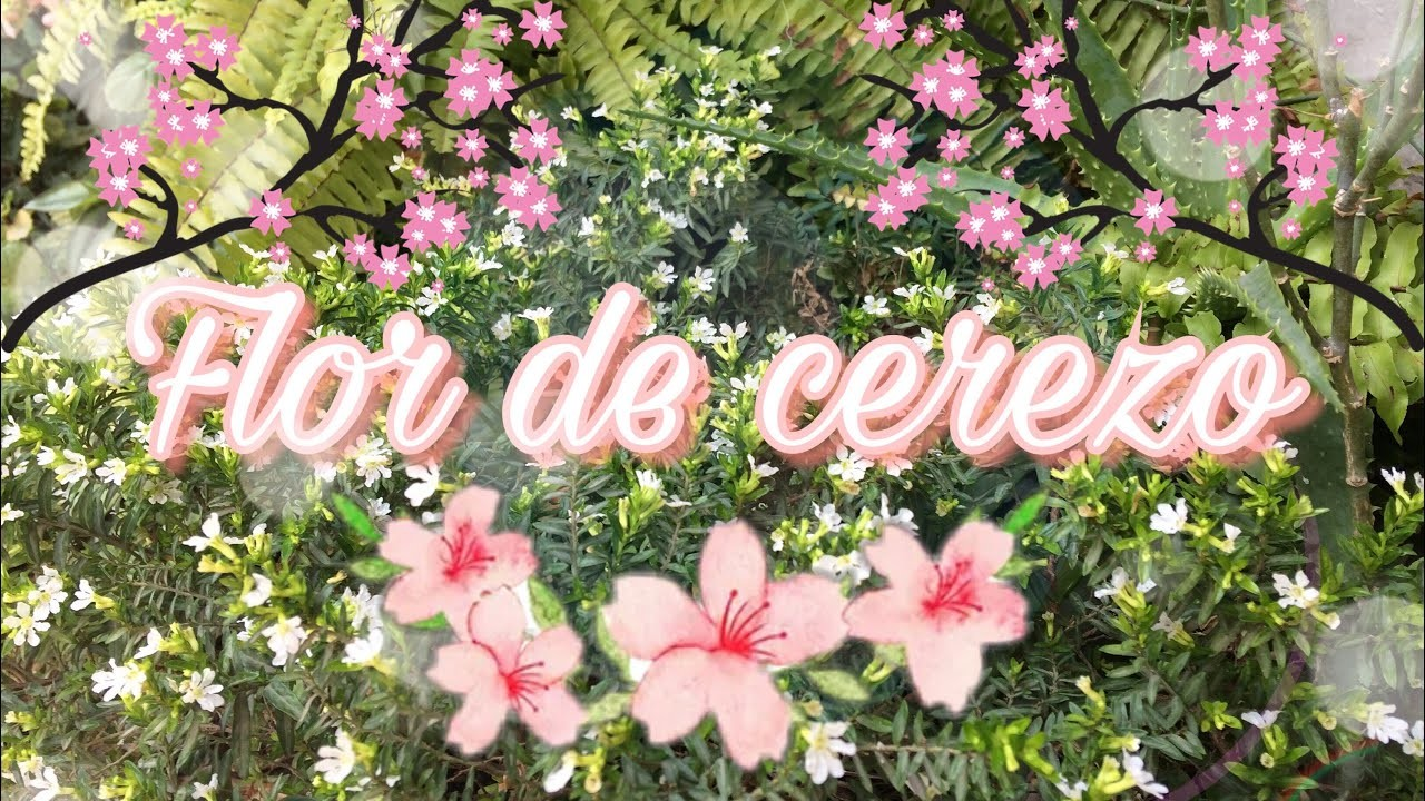 DIY Flor De Cerezo (Origami) | Mario Craft Art