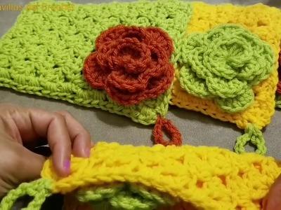 Agarradera de Cocina a Crochet????????**(solo para USO decorativo)**