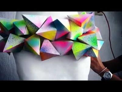 Be Yourself - Moda en Origami