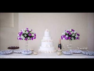 Como fazer bandeja de doces para casamento