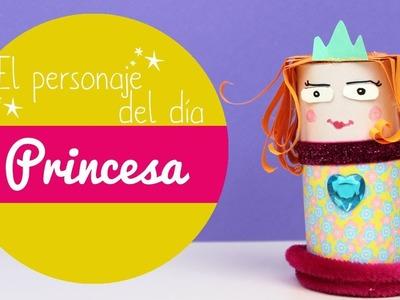 ¿Cómo hacer manualidades de princesas? manualidades de princesas disney