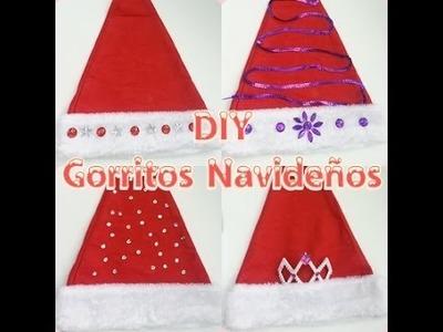 DIY - Decora tu gorrito de navidad