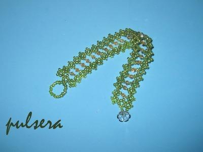 DIY - Pulsera Anita DIY - Bracelet Anita