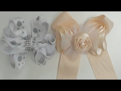 Flores Y Moños De Liston - En Directo