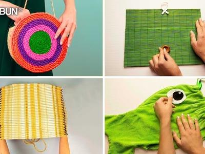 Increíbles ideas para hacer tu propia bolsa