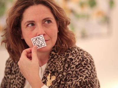 Loewe nos enseña la magia del origami