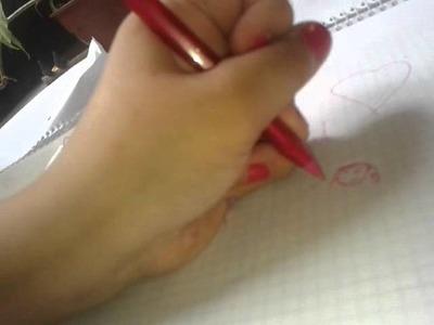 MI draw my life- stefania