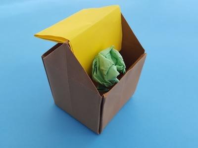Papelera - Origami