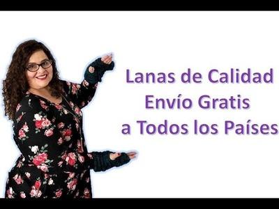 RESEÑA LANAS KNITCRATE ENVIO GRATIS A TODO EL MUNDO