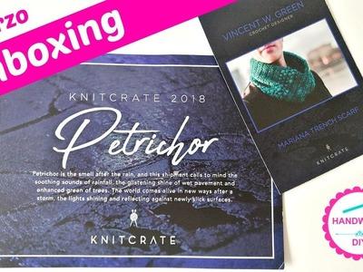 UNBOXING KNITCRATE febrero 2018