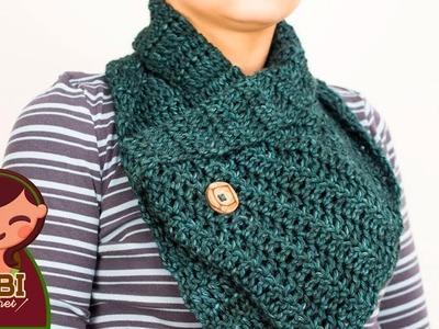 Amigurumi | como hacer una bufanda en crochet | Bibi Crochet