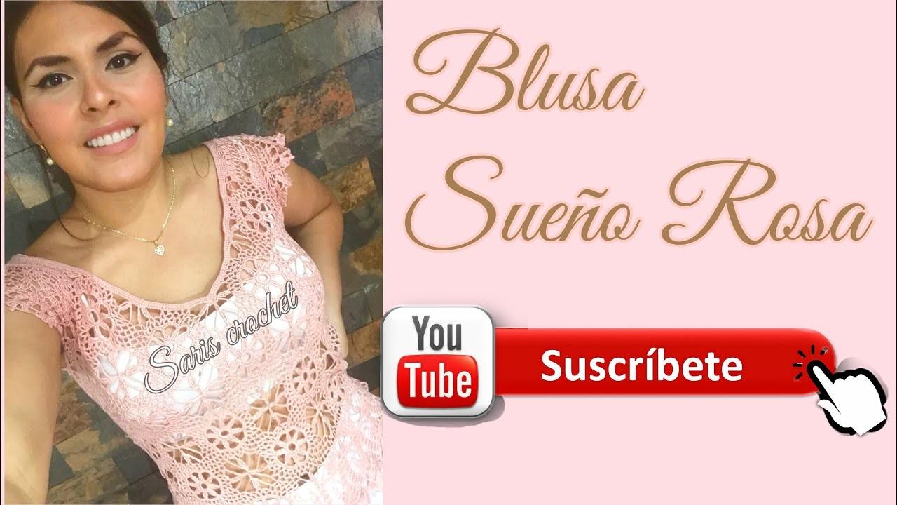 Blusa Sueño Rosa 2
