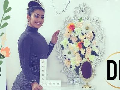 Como hacer un cuadro con flores, PARA DECORAR DIY