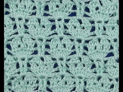 Crochet: Punto en Relieve # 21