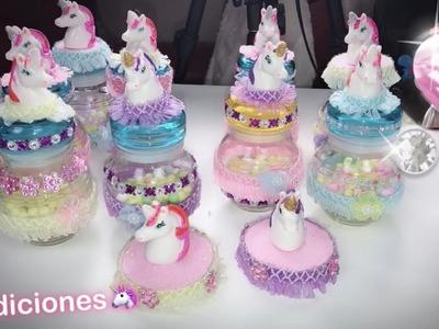 DIY  Unicornio para  cumpleaños
