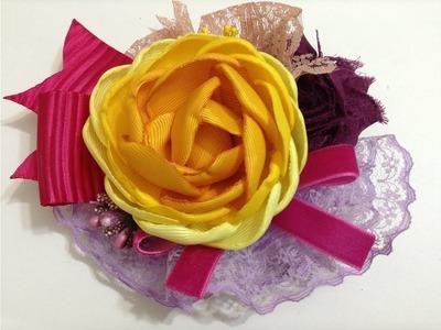 Flor peonia solitaria VIDEO No. 566