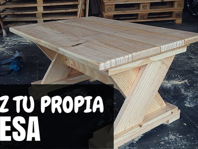 HAZ TU PROPIA MESA!! | Empo | EP. 34