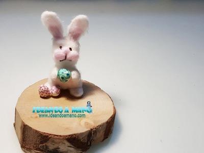 Ideas para hacer muñecos conejos