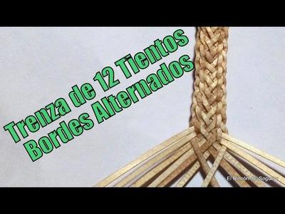 """Ingeniosa trenza de 12 tientos """"El Rincón del Soguero"""""""