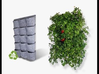 Jardin Vertical montaje. Garden Center online.
