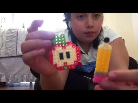 Mis creaciones de hama beads ????