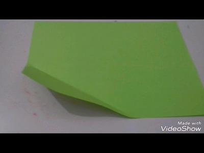 Origami fácil dragao simples 2