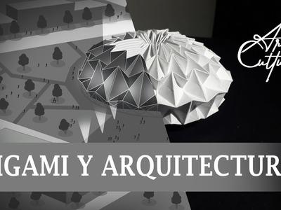 ORIGAMI Y ARQUITECTURA 1