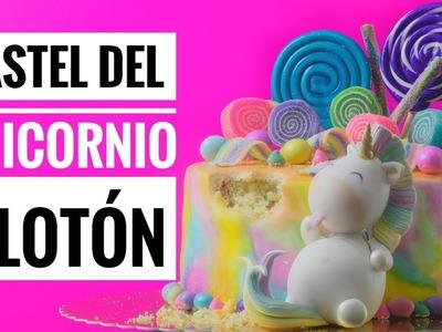 Pastel del Unicornio Gordo Parte 1 Ft. ¡Que Fácil!   Porcelana Fría   Pasta Flexible