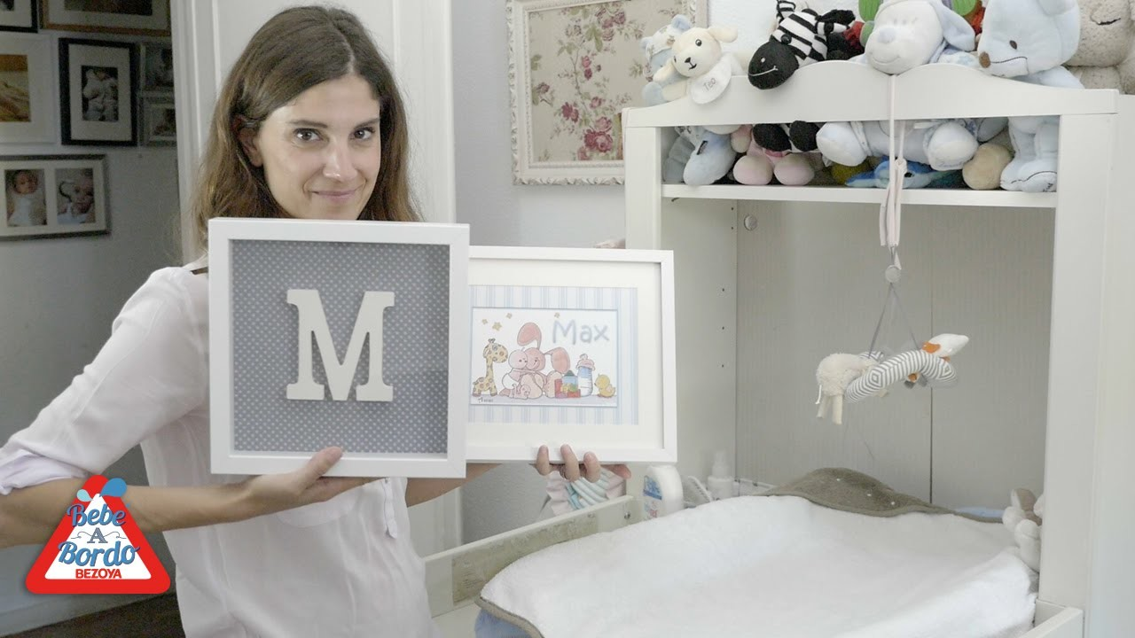 10 cosas que no pueden faltar en la habitación de un bebé