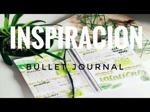 BULLET JOURNAL INSPIRATION · SPEED PAINTING | DESHOLEY