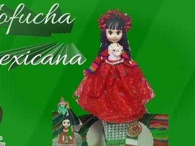 COMO HACER FOFUCHA MEXICANA
