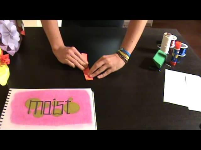 Cómo hacer guirnaldas de papel para fiestas y cumpleaños