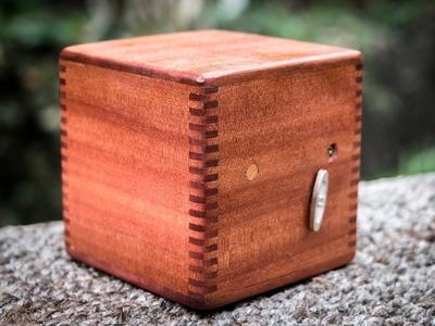 Cómo Hacer Una Cajita Musical. Musical Box