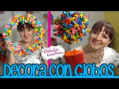 Decoración de Fiestas con Globos :: Chuladas Creativas