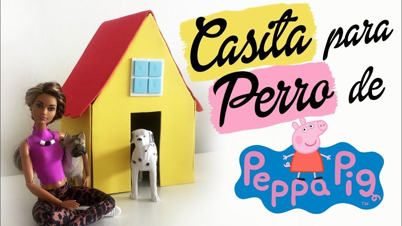 DIY Cómo hacer una Casita para Perro como la de Peppa Pig