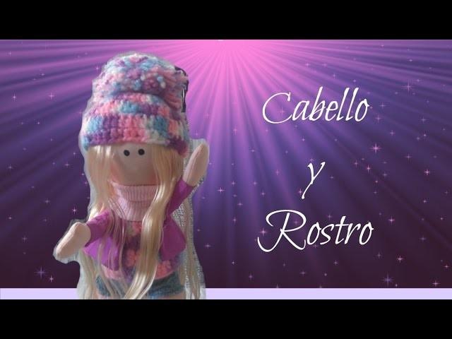 Muñecas Rusas 5.5 (Cabello y Rostro)