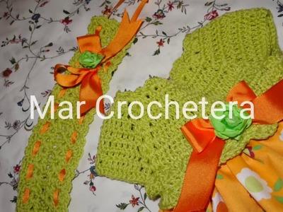 Crochet bebé de 0 a 3 meses