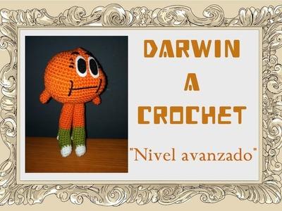 Darwin amigurumi