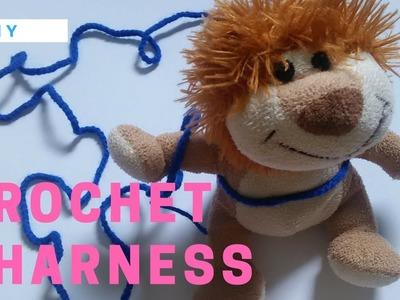 DIY Crochet Harness