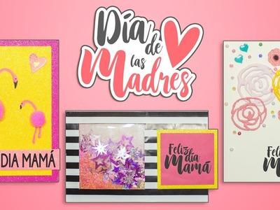 DIY: Las TARJETAS mas LINDAS para MAMÁ - DÍA DE LAS MADRES