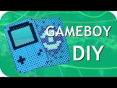 ESPEJO GAMEBOY (Hama Beads) ~ Modling
